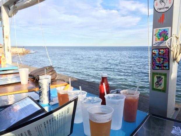 Ocean Mist Bar & Grill Dinner